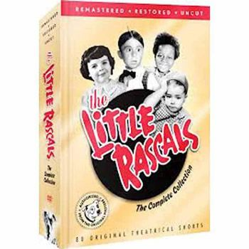 The Little Rascals Complete Collection DVD Box Set