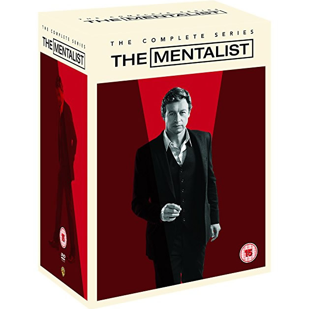 The Mentalist - The Complete Series DVD