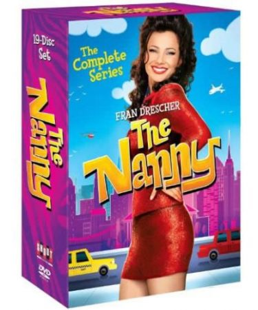 The Nanny: The Complete Series 1-6 DVD