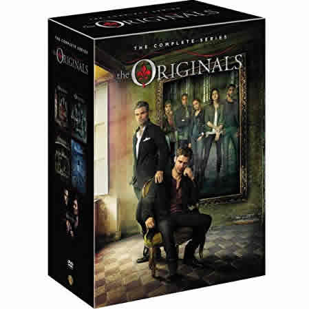 The Originals: The Complete Series 1-5 DVD