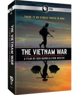 The Vietnam War: A Film by Ken Burns DVD
