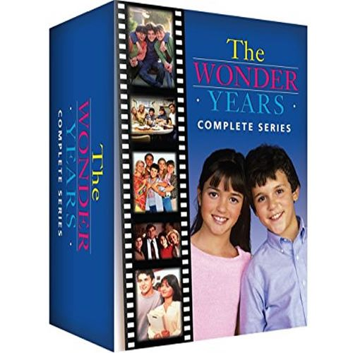 The Wonder Years - The Complete Series DVD