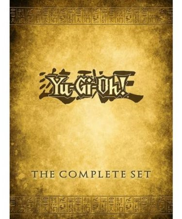 Yu-Gi-Oh - The Complete Series DVD