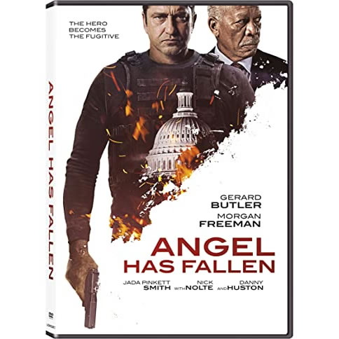 Angel Has Fallen DVD