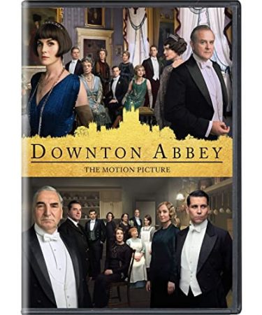 Downton Abbey Movie 2019 DVD