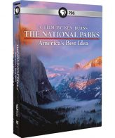 Ken Burns: The National Parks - Americas Best Idea DVD
