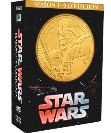 Star Wars 1-9 DVD Box Set