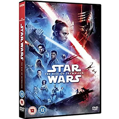 Star Wars 9: The Rise of Skywalker DVD