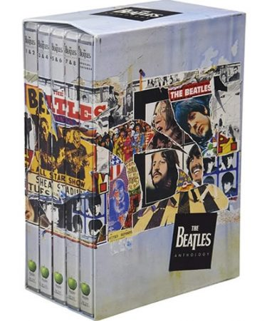 The Beatles Anthology DVD Box Set