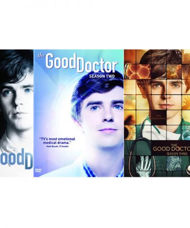 The Good Doctor 1-3 DVD Pack