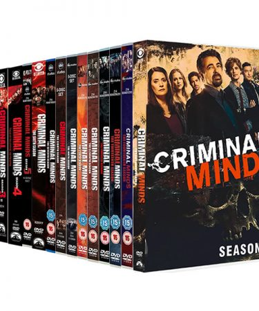 Criminal Minds Season 1-15 DVD Pack