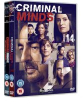 Criminal Minds Season 13-14 DVD Pack