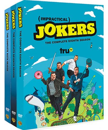 Impractical Jokers Season 6-8 DVD Pack