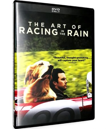 The Art of Racing in the Rain DVD