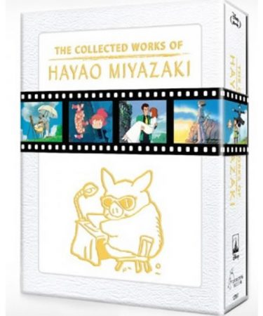 The Collected Works of Hayao Miyazaki (Blu-Ray) Blu-ray