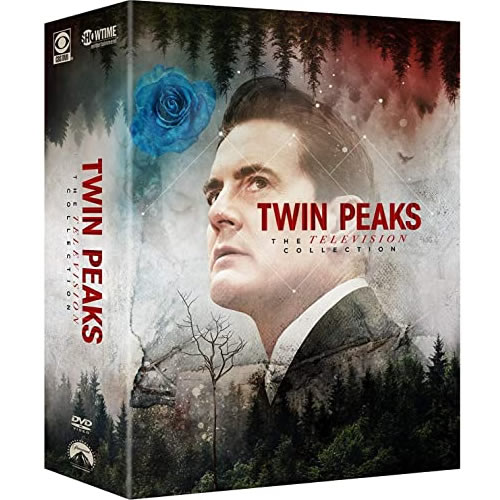 Twin Peaks: The Television Collection DVD