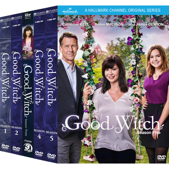 Good Witch Season 1-5 DVD Pack
