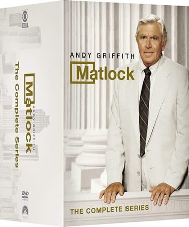 Matlock DVD Box Set