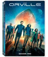 The Orville Season 1-2 DVD Pack