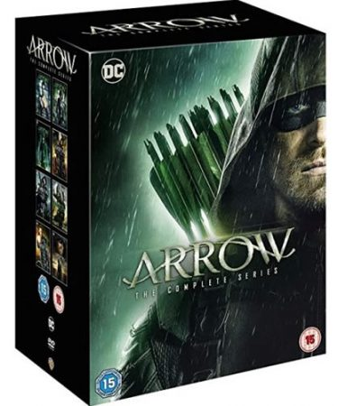 Arrow Season 1-8 DVD Pack