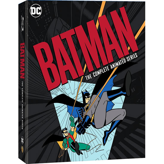 Batman: The Complete Animated Series DVD