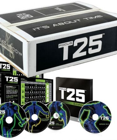 Focus T25 + GAMMA 14-Disc DVD Set DVD