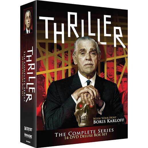 Thriller DVD Box Set