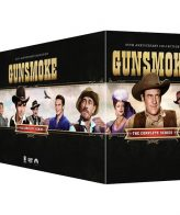 Gunsmoke DVD Box Set