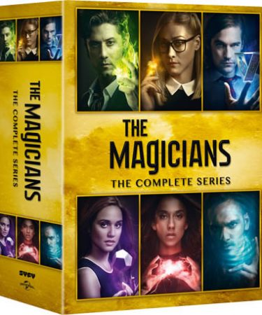 The Magicians DVD Box Set
