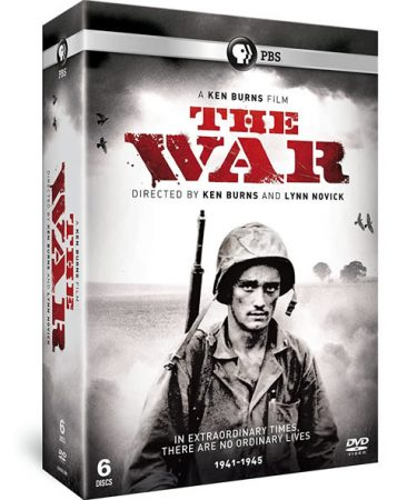 The War - A Ken Burns Film DVD