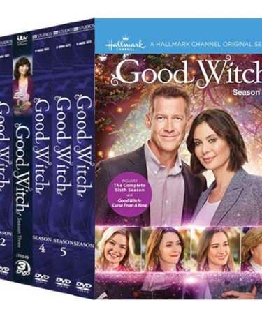 Good Witch Season 1-6 DVD Pack