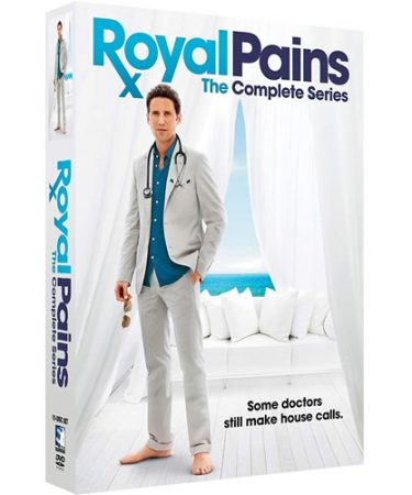 Royal Pains DVD Box Set
