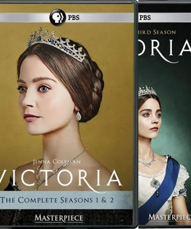 Victoria Season 1-3 DVD Pack