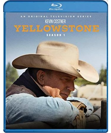 Yellowstone Complete Season 1 Blu-ray Region Free Blu-ray