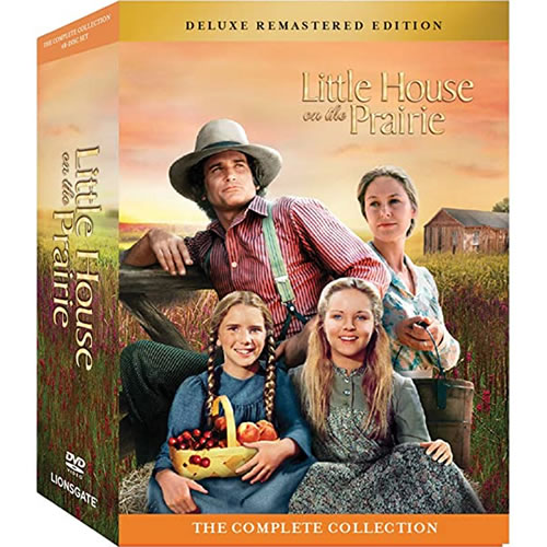 Little House on the Prairie DVD Box Set