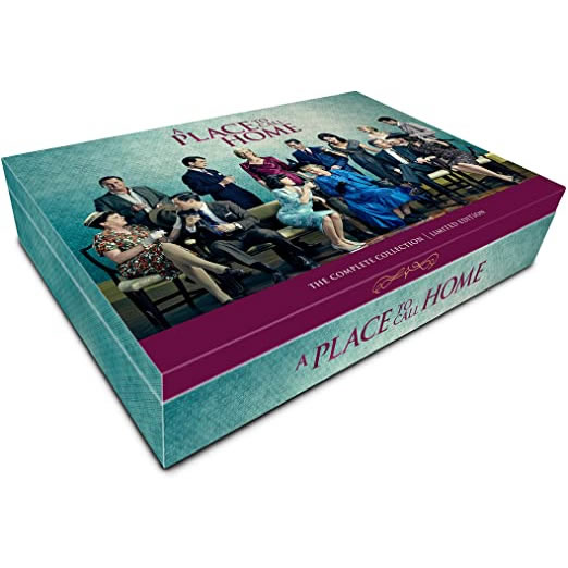 A Place to Call Home DVD Box Set