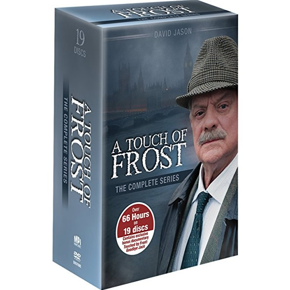 A Touch of Frost DVD Box Set