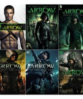 Arrow Season 1-6 DVD Pack