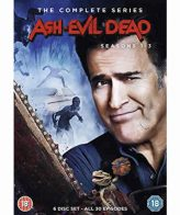 Ash vs Evil Dead Season 1-3 DVD Pack