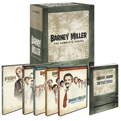Barney Miller DVD Box Set