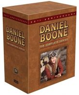 Daniel Boone DVD Box Set