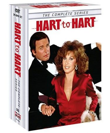 Hart To Hart DVD Box Set