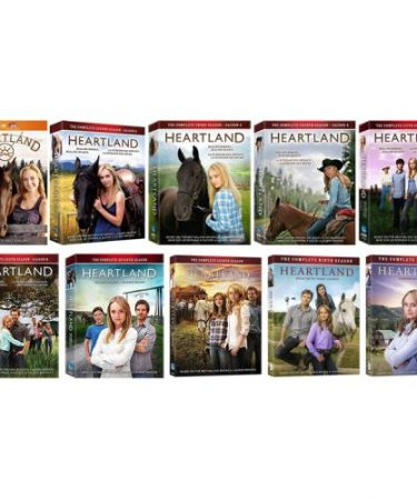 Heartland Season 1-10 DVD Pack