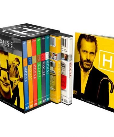 House M.D. DVD Box Set