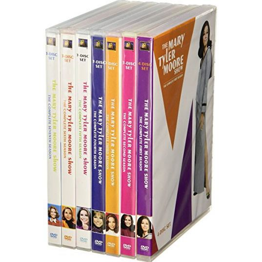 Mary Tyler Moore Season 1-7 DVD Pack
