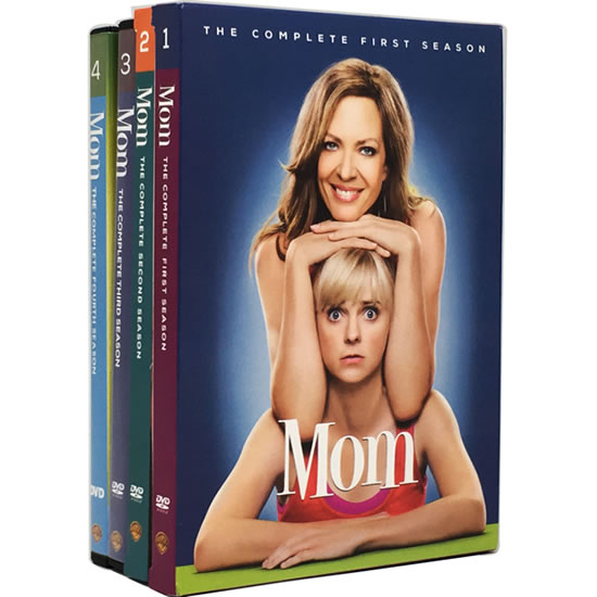 Mom Season 1-4 DVD Pack