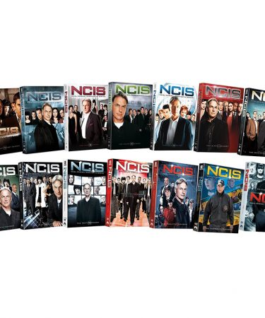 NCIS Season 1-14 DVD Pack