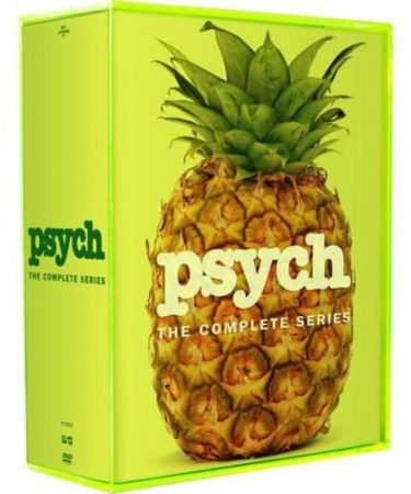 Psych DVD Box Set