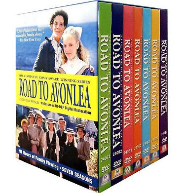 Road to Avonlea DVD Box Set
