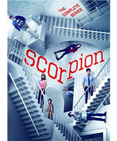 Scorpion DVD Box Set